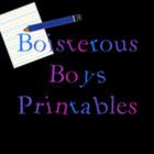 Boisterous Boys