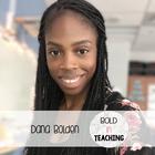 Bold in Teaching