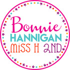 Bonnie Hannigan - Miss H 2nd