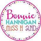 Bonnie Hannigan - Miss H 2nd