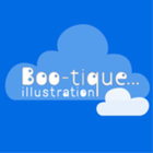 Boo-tique Illustration