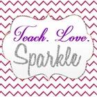 Brandy Hernandez- Teach Love Sparkle
