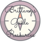 Brittany's Guide Resources