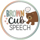 Brown Cub Speech Therapy