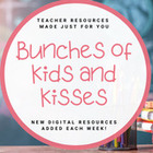 Bunches of Kids and Kisses