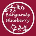 Burgundy Blueberry