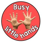 Busy little hands