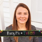 Busy Me Plus Three - Alisha Satterwhite
