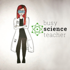 Busy Science Teacher