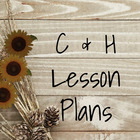 C and H Lesson Plans