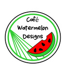 Cafe Watermelon Designs