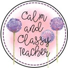 Calm and Classy Teacher