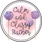 Calm and Classy Teacher