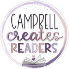 Campbell Creates Readers