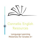 Cannella English Resources