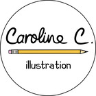 Caroline C Illustration