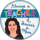 Catia Dias - Always a Teacher Forever a Mom