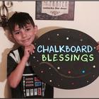 CHALKBOARD BLESSINGS
