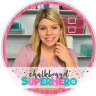 Chalkboard Superhero