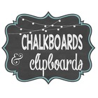 Chalkboards and Clipboards