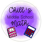 Chill's Middle School Math Resources