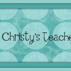Christy's Teacher Files