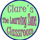 Clare's Classroom - The Learning Zone