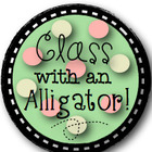Class with an Alligator