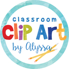 Classroom Clip Art by Alyssa