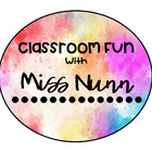 Classroom Fun with Miss Nunn