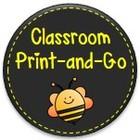 Classroom Print-and-go