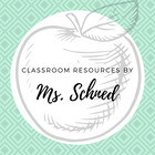 Classroom Resources By Ms Schned