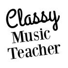 Classy Music Teacher