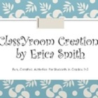 ClassYroom Creations by Erica Smith