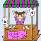 Clip Art Stand by Tina Anne