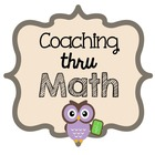 Coaching thru Math