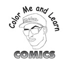 Color Me and Learn Comics