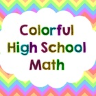 Colorful High School Math