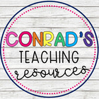 Conrad's Kindergarten Resources