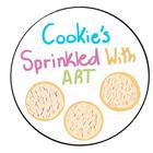 Cookies Sprinkled With Art