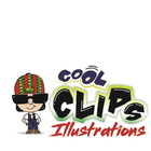 Cool Clips Illustrations