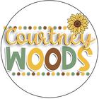 Courtney A Woods