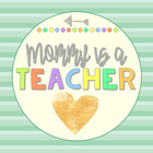 Courtney Schermerhorn - Mommy is a Teacher