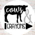 Cows and Crayons