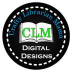 Crafty Librarian Mama DD