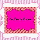 Crafty Teacher