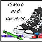 Crayons and Converse