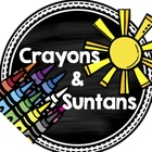 Crayons and Suntans