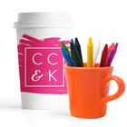 Crayons Coffee and Kindergarten