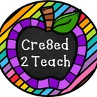 Cre-8-ed 2 Teach
